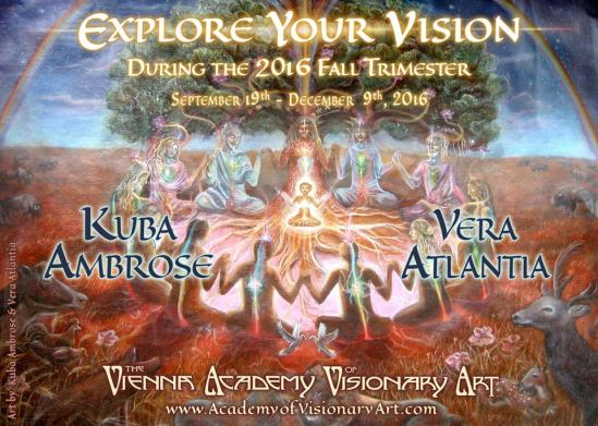 Explore your vision_Fall Trimester Academy