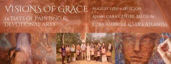 Visions of Grace flyer