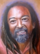 Portrait of Mooji