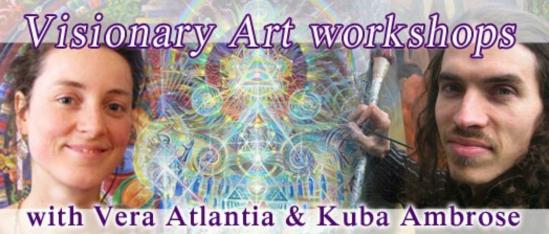 Visionary Art Workshops